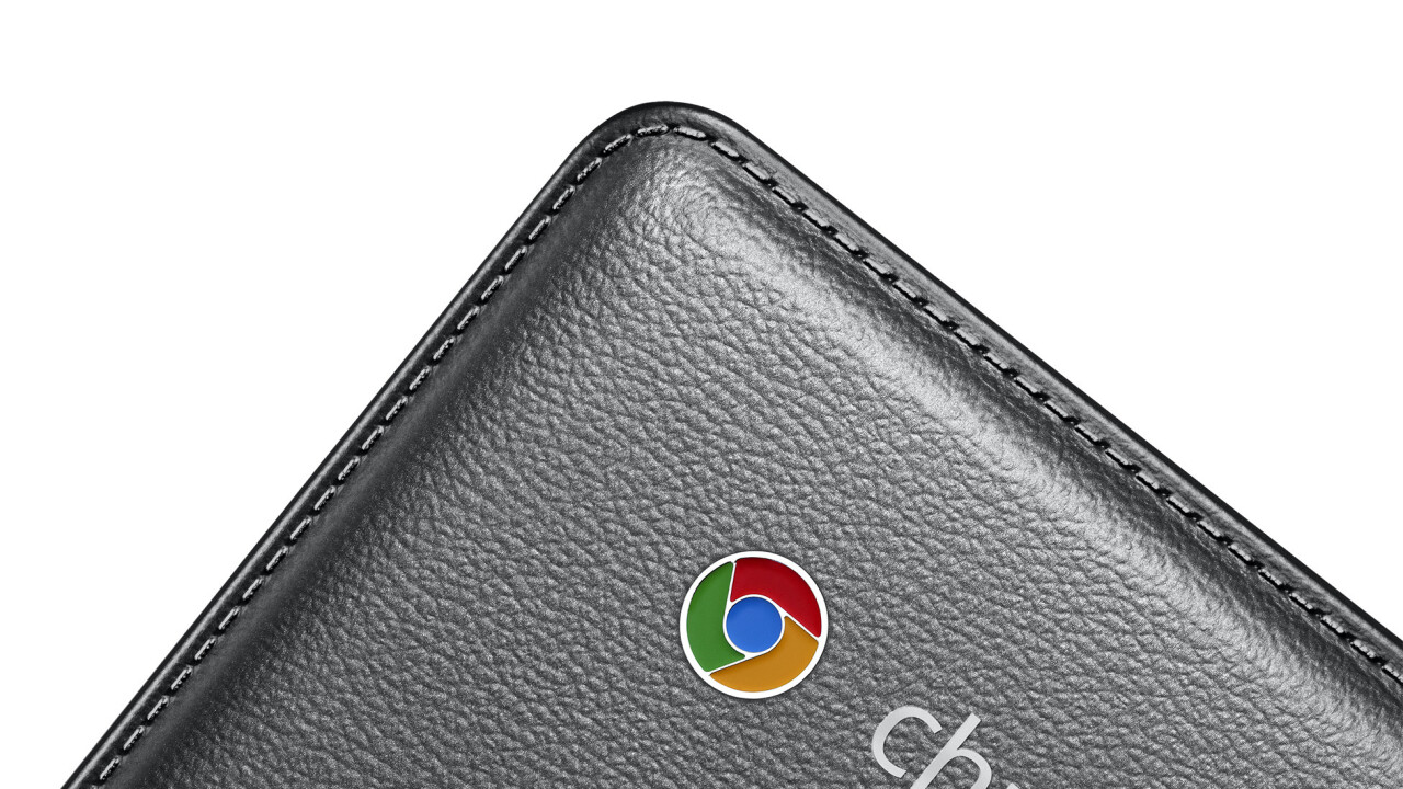 Samsung's new 11.6-inch and 13.3-inch Chromebooks will be available in the UK from May 1