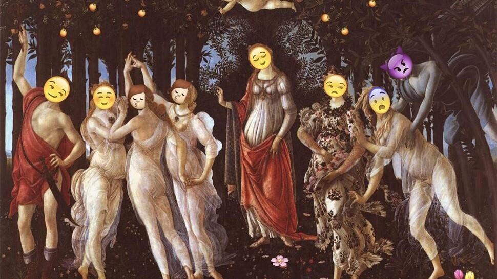 Emoji love: The science behind why we <3 emoticons
