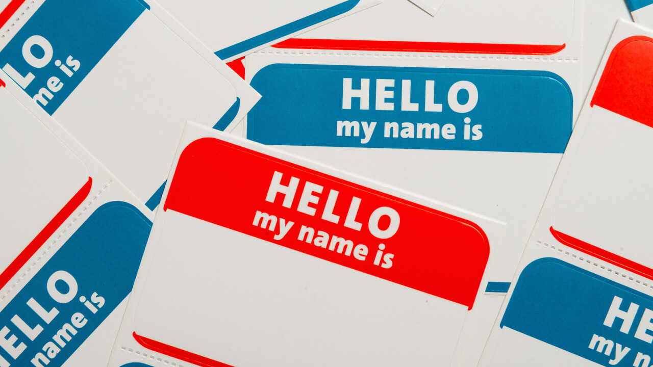 Changing your startup's name: A tale of crowdsourcing 843 domain names