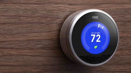 Nest introduces outdoor weather updates and other tweaks for its learning thermostat