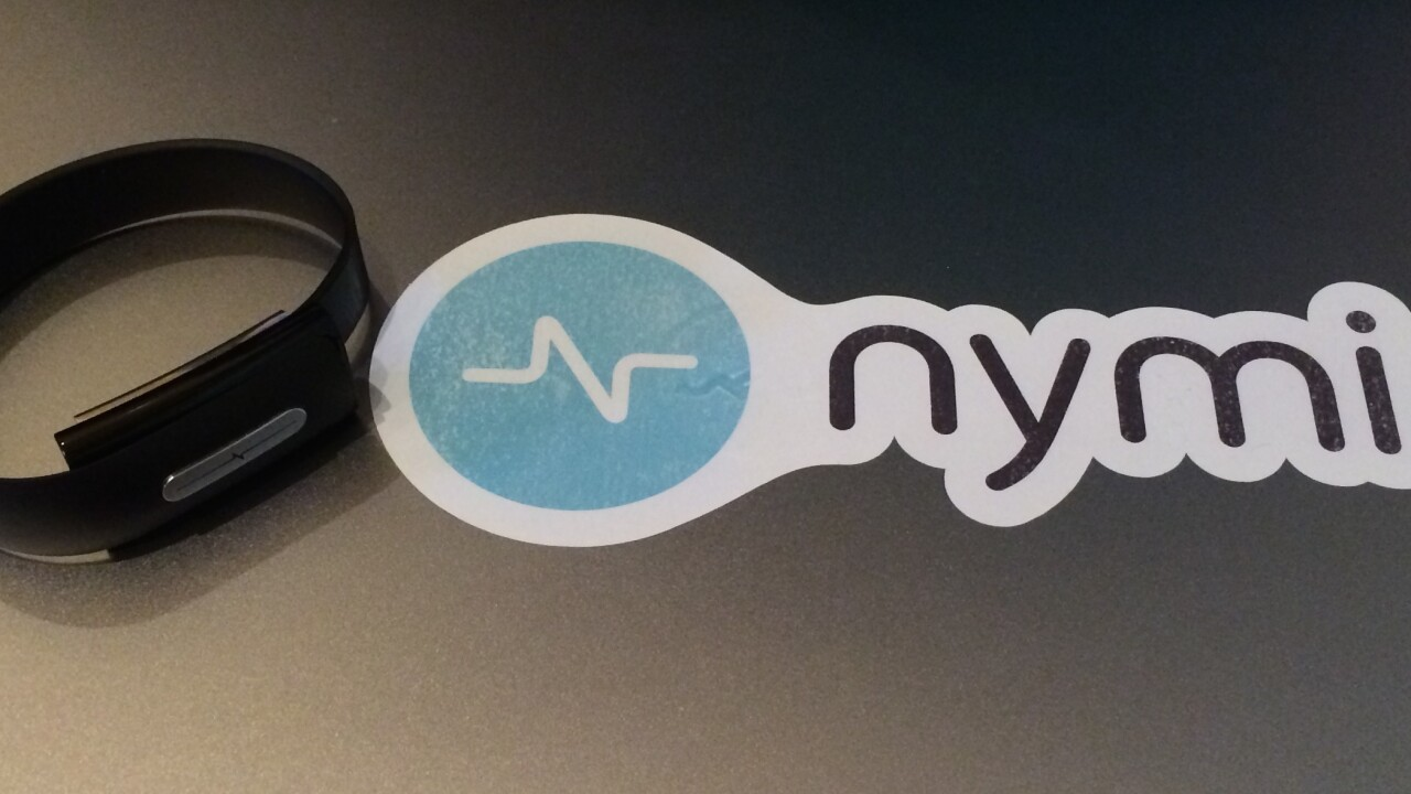 Meet the Nymi authentication wristband, the first wearable device I'm actually excited about