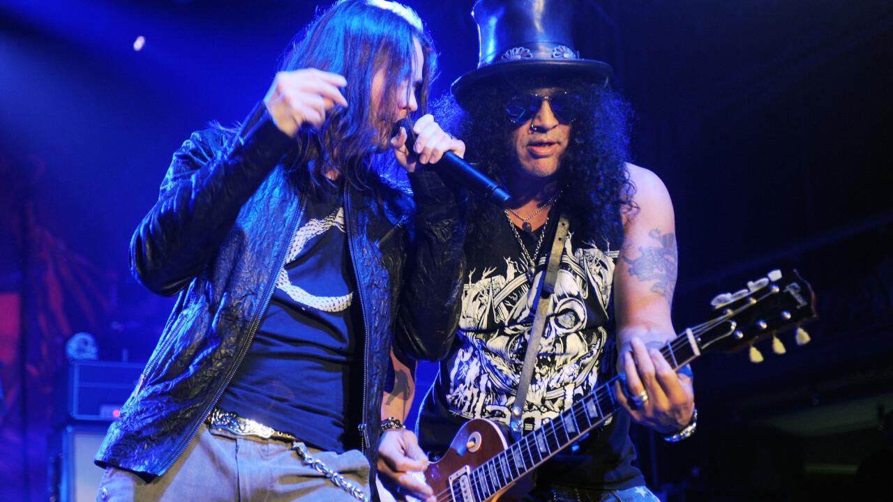 SXSlashathon: How rock legend Slash hopes to hack music discovery