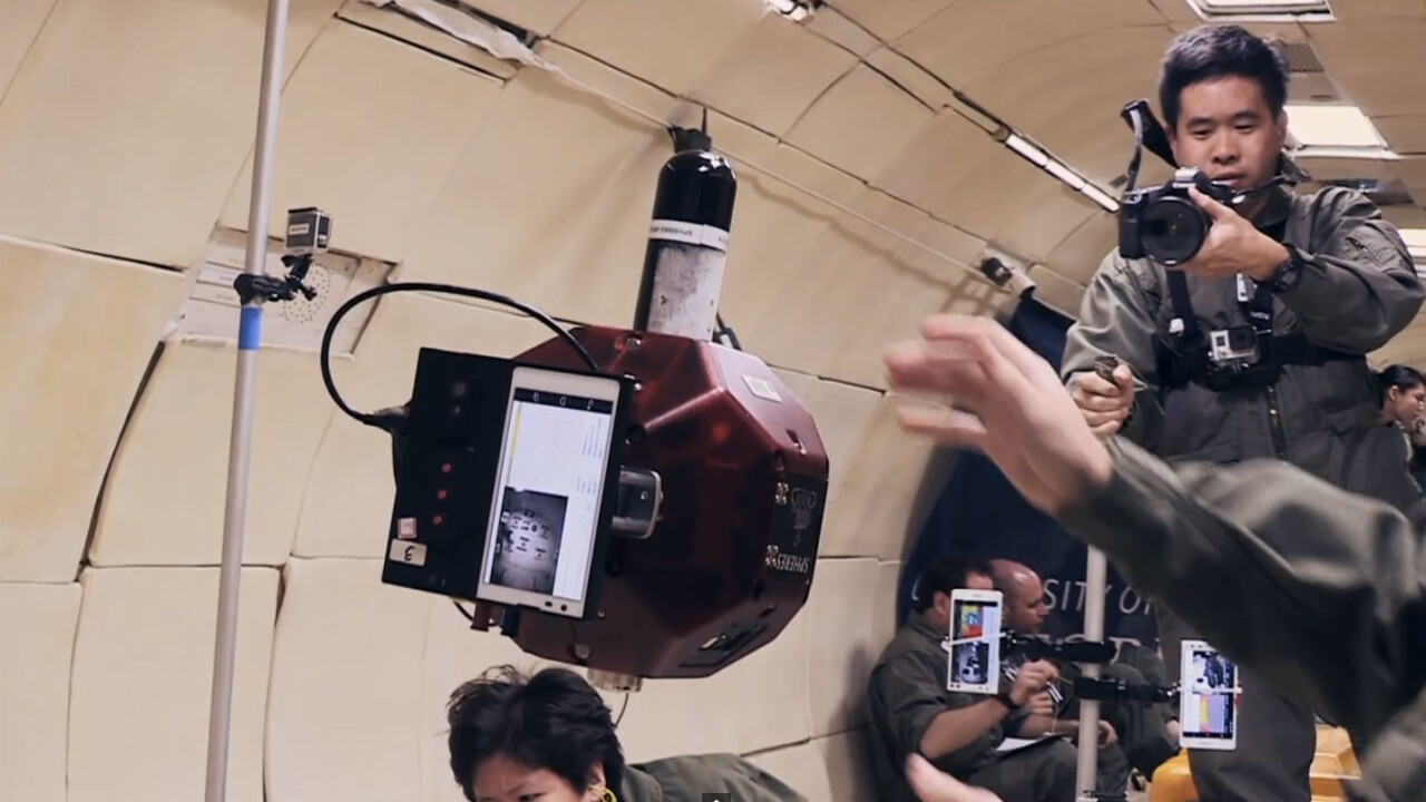Google's Project Tango teams up with NASA for autonomous space robots