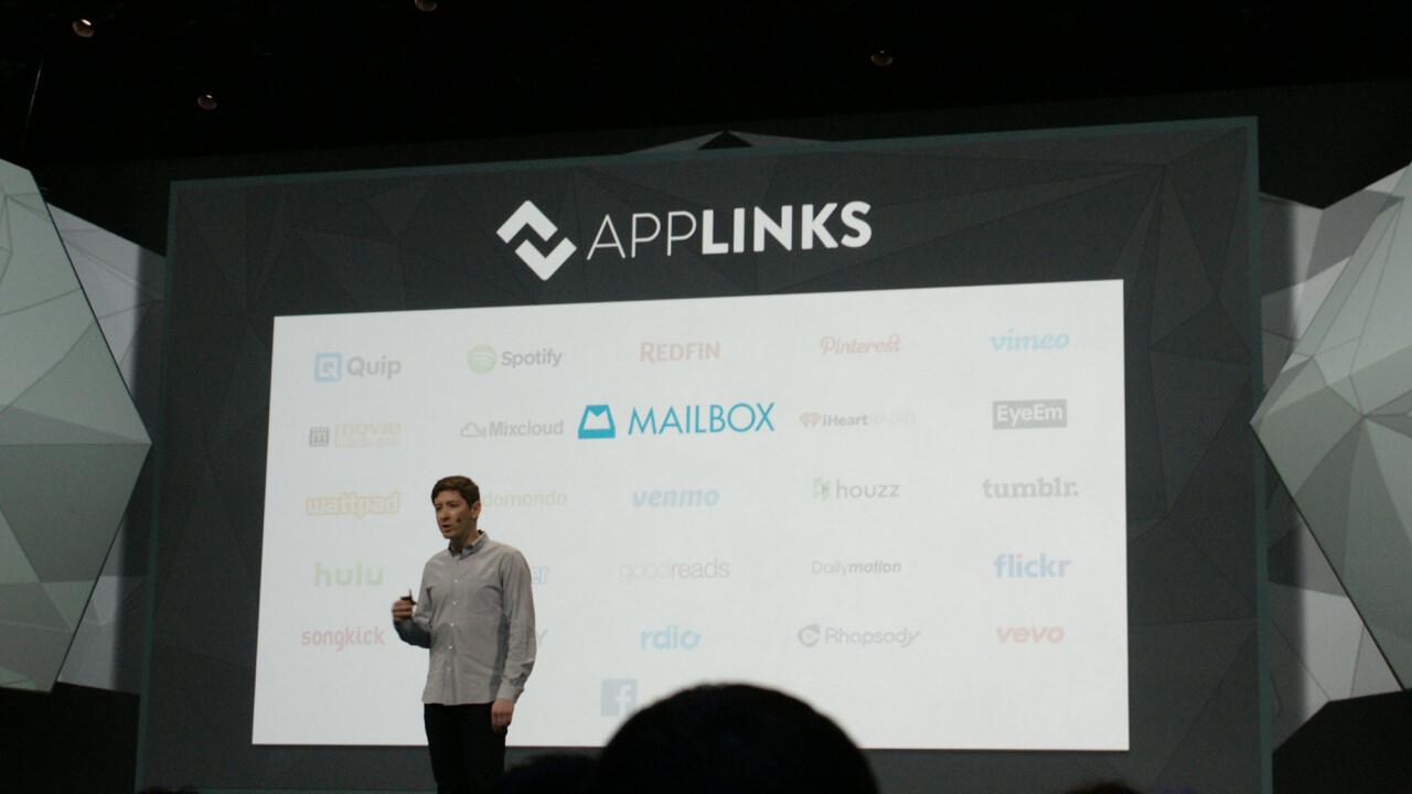 Inside App Links, Facebook's open source effort to make mobile apps more like the Web