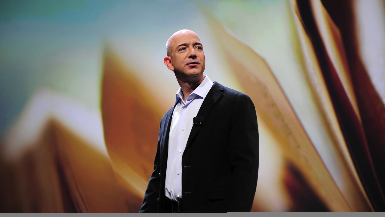 Jeff Bezos says Amazon will invest $1 billion in small businesses in India (Updated)