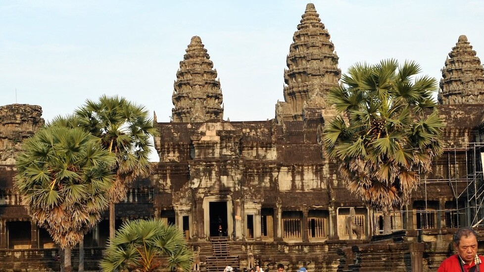 Google Street View now lets you visit the historic Angkor Wat temple site in Cambodia