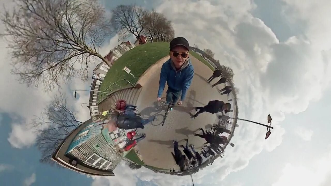 GoPro acquires a virtual reality company that focuses on 360-degree media