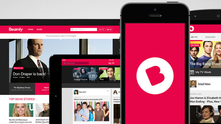The second age of second screen: Zeebox reboots as Beamly, a social TV network for young women