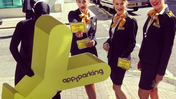 AppyParking's awesome parking app for London drivers is now available on Android