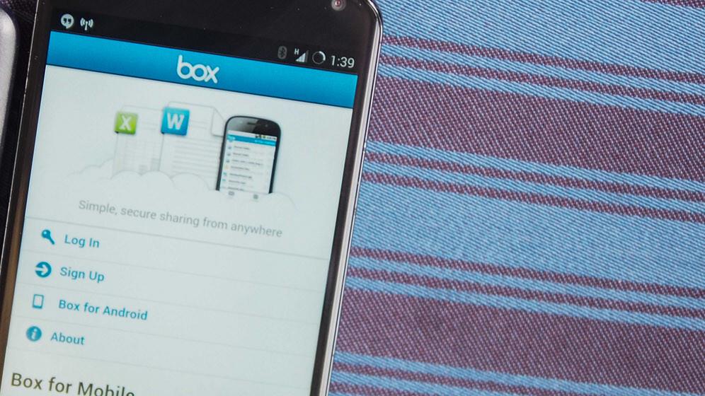 Box makes its Wall Street debut at over $20 per share
