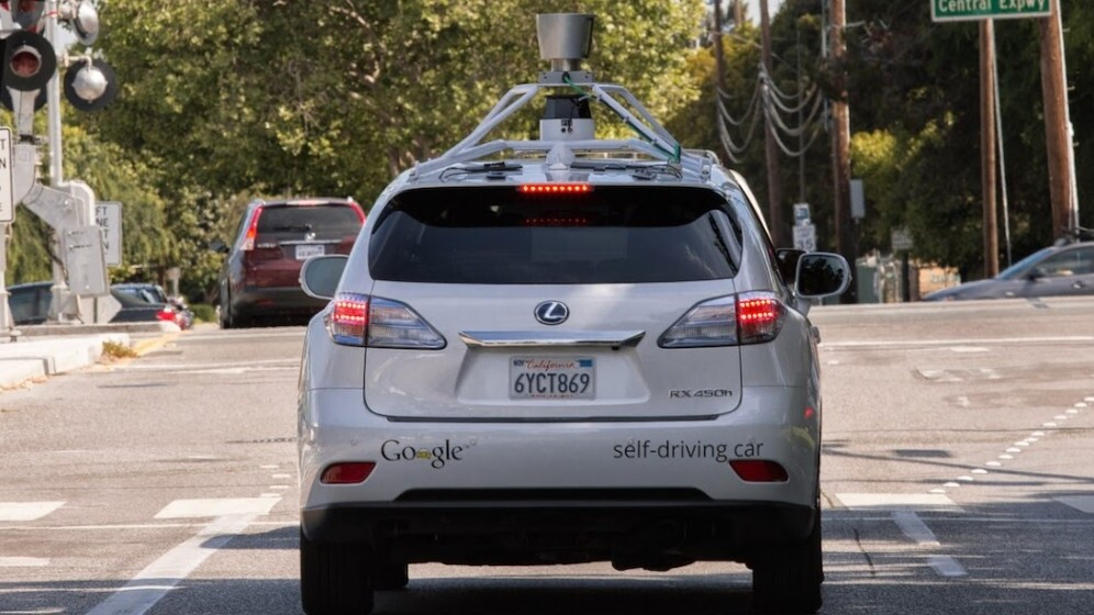 Google's self-driving cars are getting better at navigating city roads