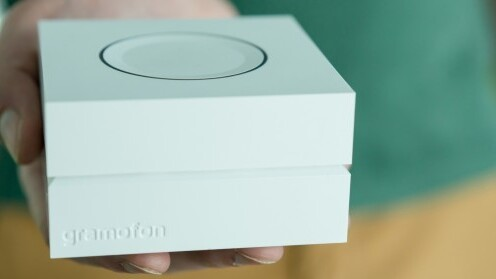 Gramofon: A Spotify-streaming Jukebox and WiFi Router