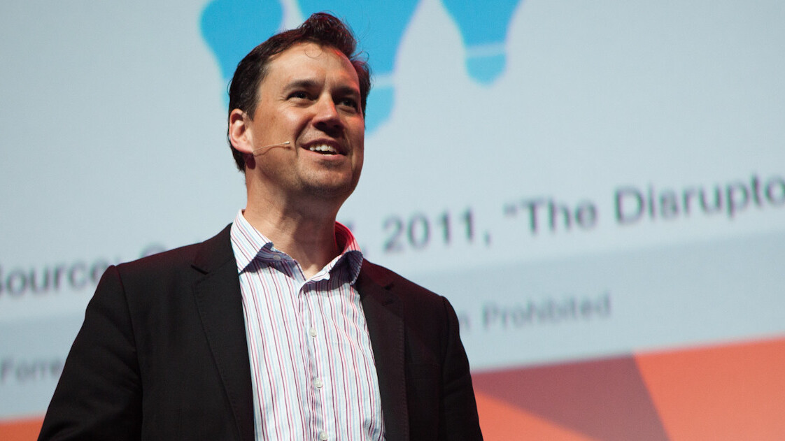 'Disruption has become disrupted': Forrester's James McQuivey at TNW Europe Conference