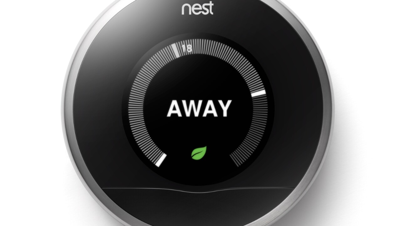 [Update: fixed] Nest faces outage, users can't remotely access thermostats and Dropcams