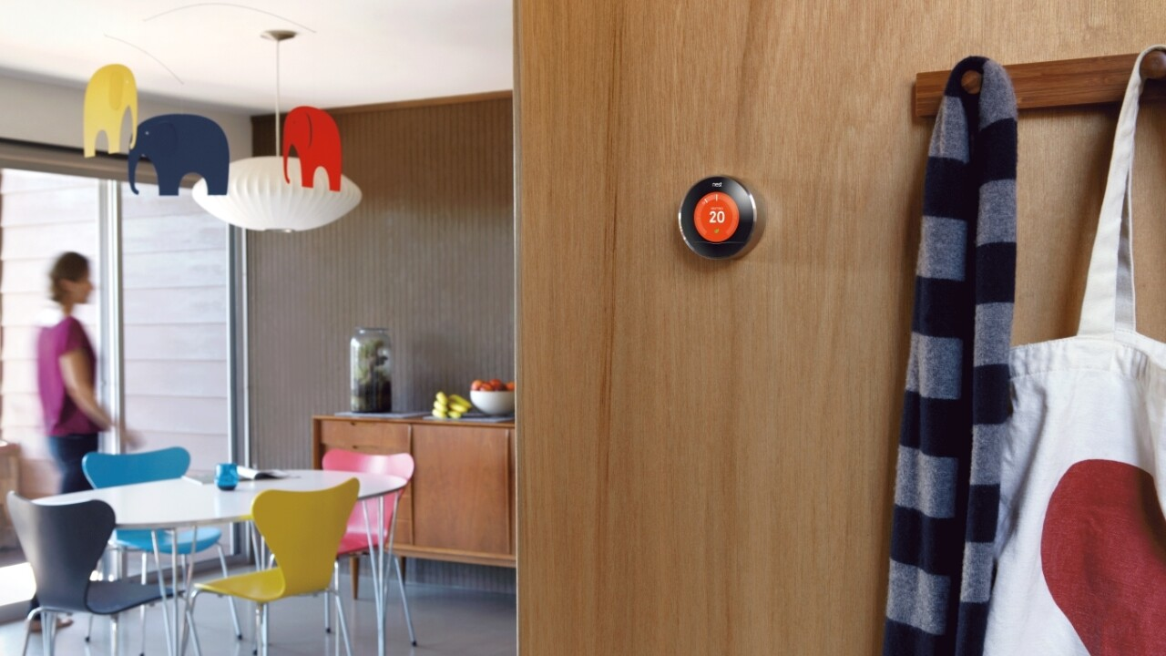 Nest partners with LG, Whirlpool and 13 more companies to make your home smarter