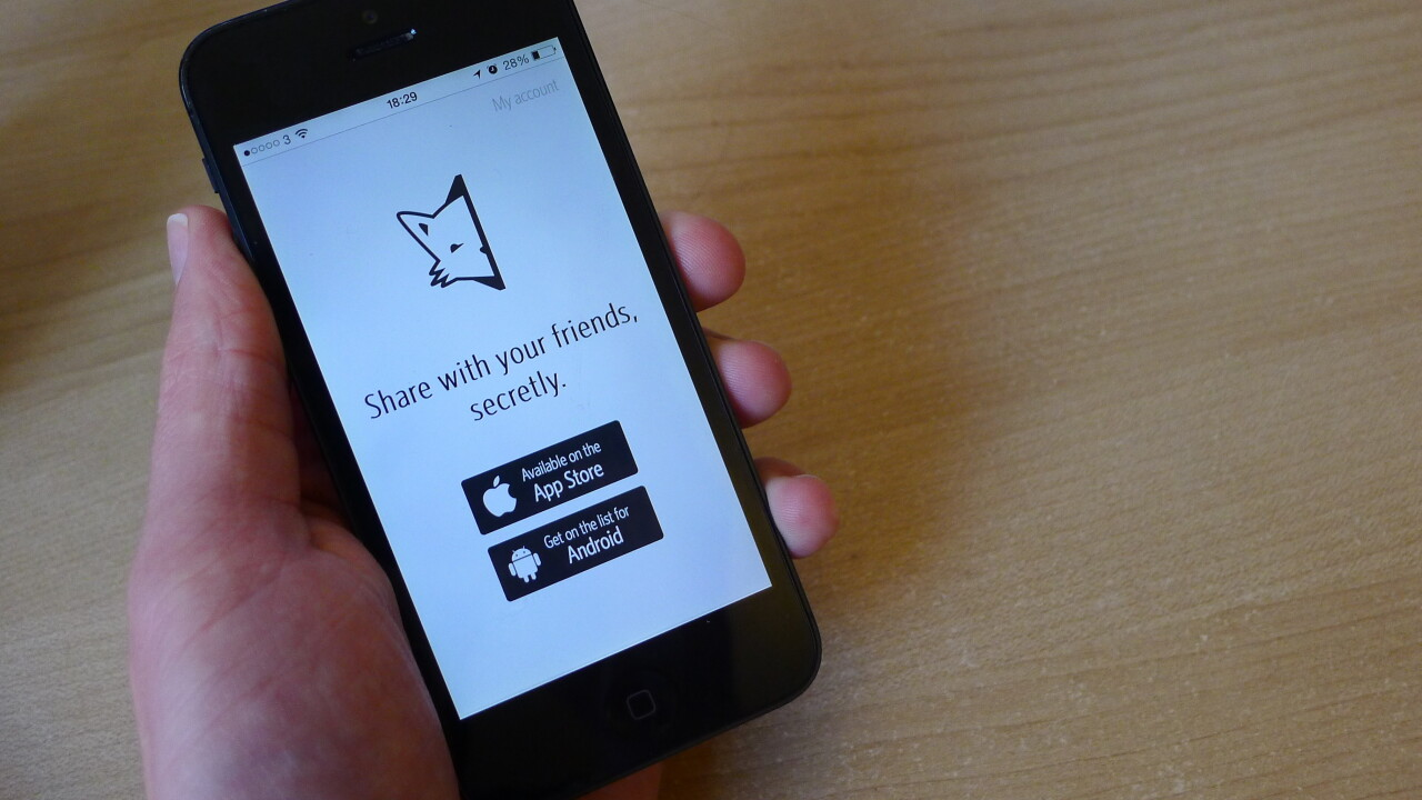 Secret launches its anonymous sharing app in the UK, Ireland, Australia and New Zealand
