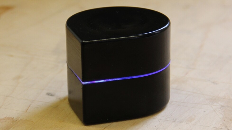 This mini robot is actually a portable printer, and it could be yours for $180