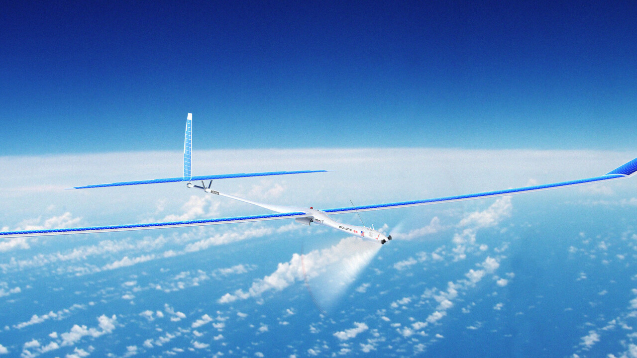 Google acquires Titan Aerospace, manufacturer of solar-powered drones that Facebook was interested in