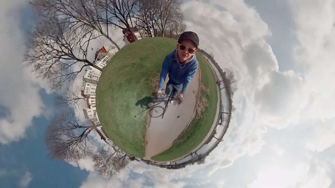 This 360° video shot with 6 GoPro cameras will blow your mind