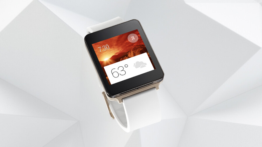 LG's G Watch will come in two colors, be water and dust resistant, and sport an 'always-on' display