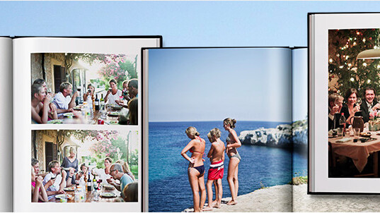 Blurb teams up with Amazon for self-published photo books