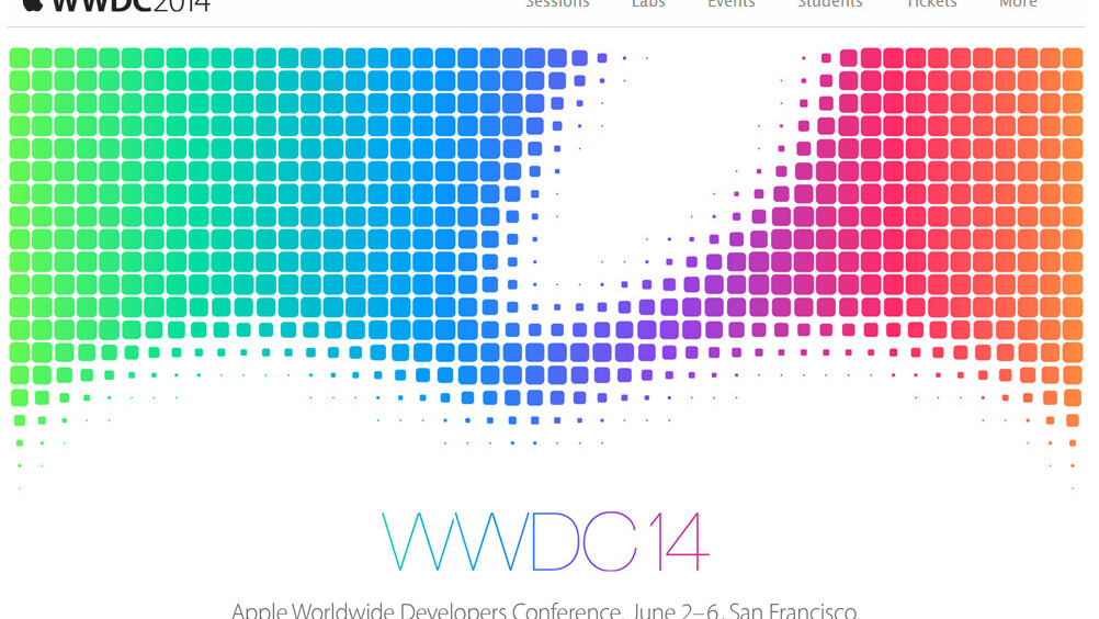 Apple's annual WWDC conference will start on June 2 in San Francisco