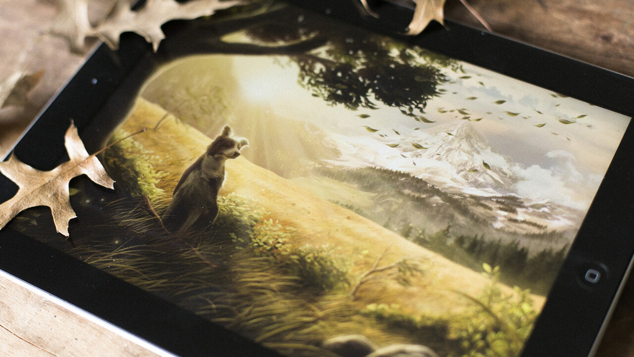 Taptanium returns with Windy, a relaxing stereoscopic 3D soundscape of wind for iOS