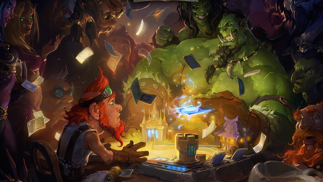 Blizzard's Hearthstone: Heroes of Warcraft card game is now available on iPad [Update]