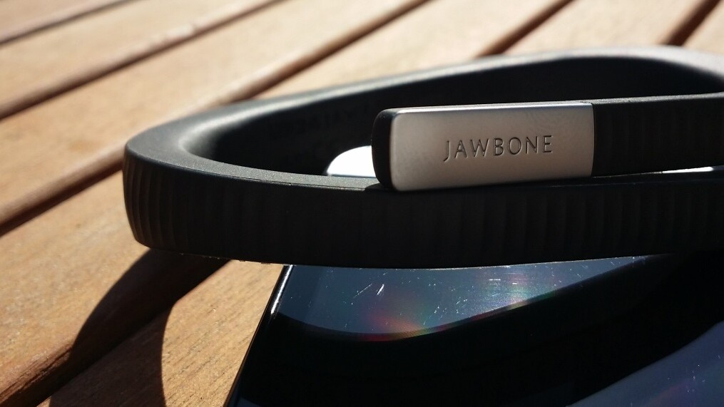 Jawbone's fitness tracker now integrates health data from Android Wear and Apple devices