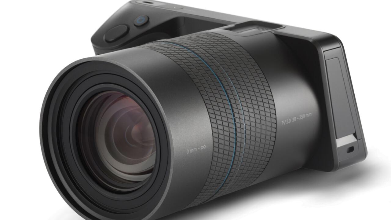 Lytro's new $1,599 'Illum' camera could kickstart light-field photography