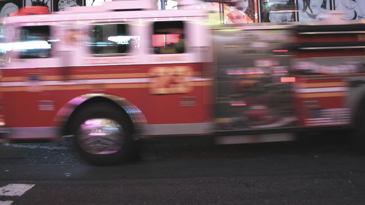 This startup wants to arm firefighters with iPads and real-time data