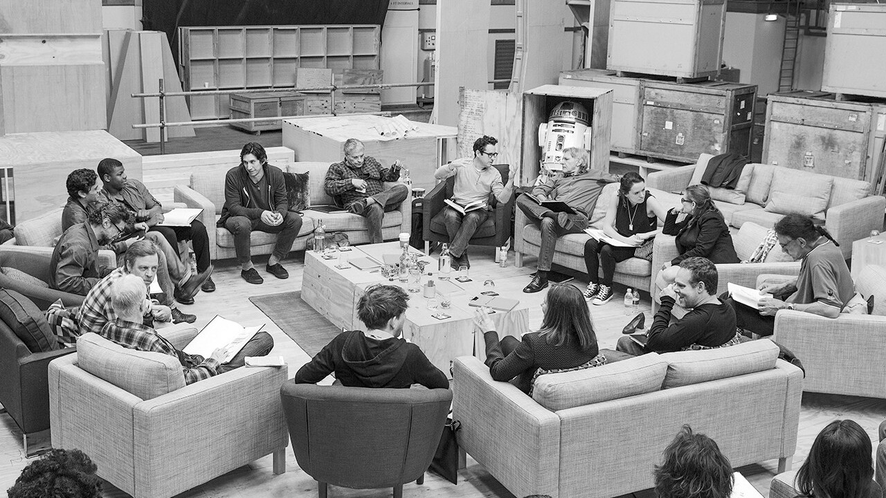 Luke, Leia, and Han returning to Star Wars: Episode VII as casting is announced