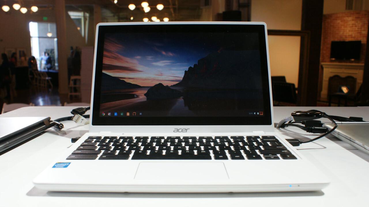 Hands-on: Acer's speedy Core i3 C720 Chromebook