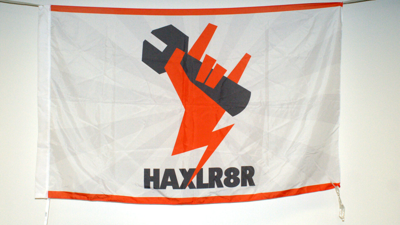 Here are our top four startups from HAXLR8R hardware program