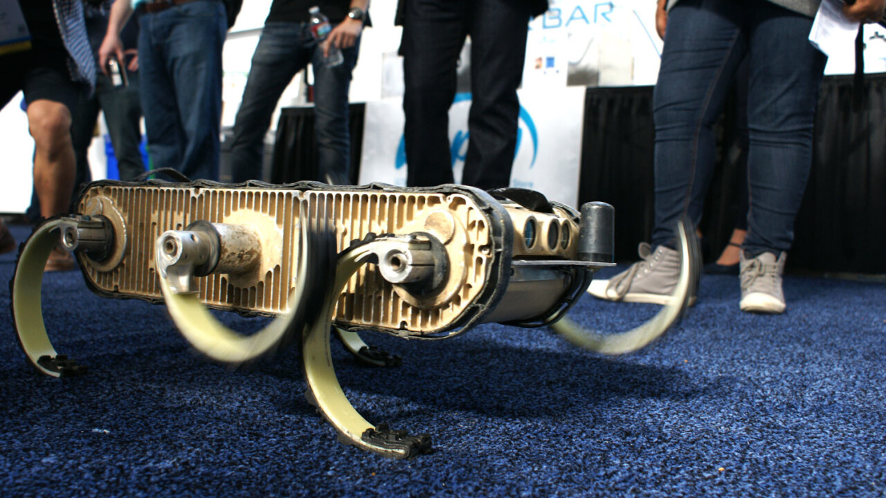 5 Robots from Solid that'll make our lives easier and definitely won't kill us all
