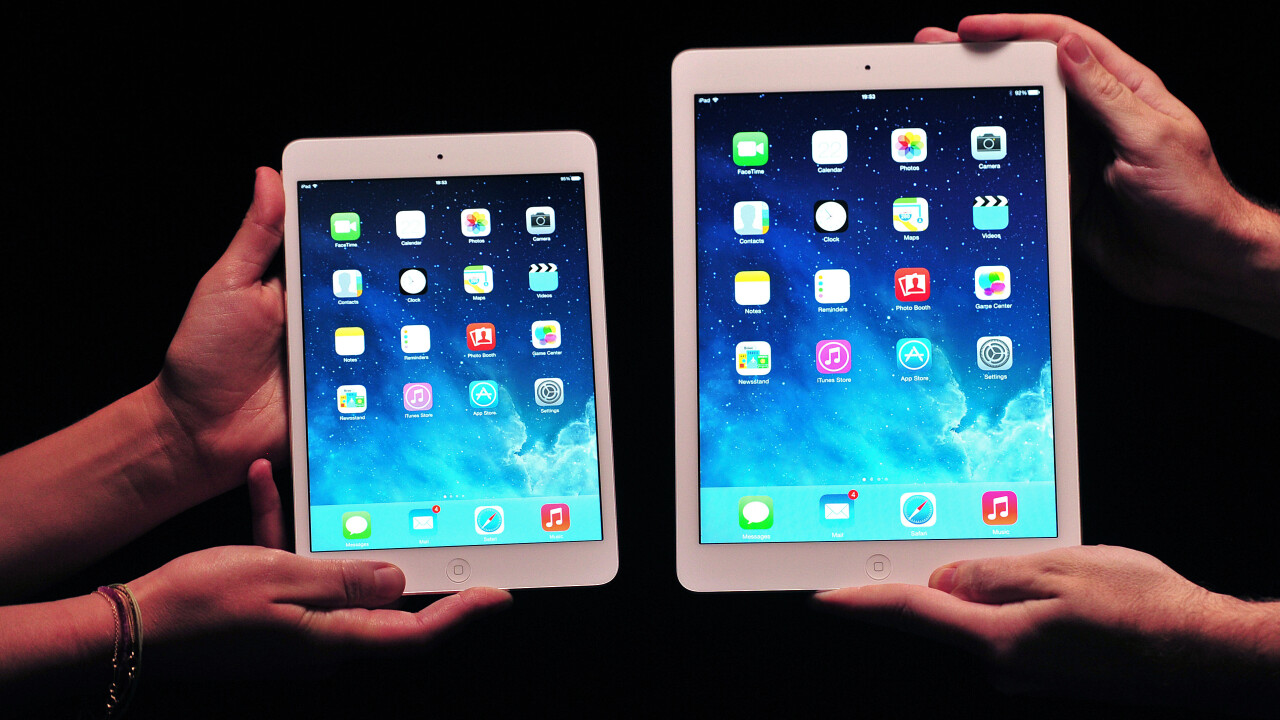 WSJ: Apple holds back larger iPad release to 2015, so suppliers can meet iPhone 6 demand