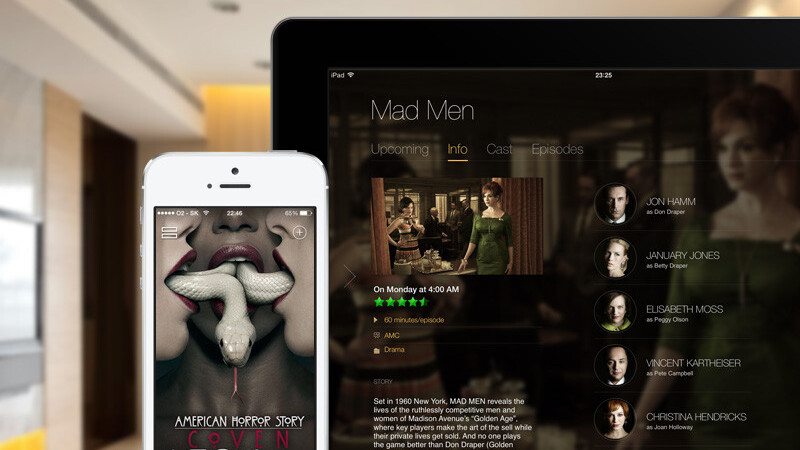 TeeVee's slick TV show-tracking app arrives for iPad with a slew of fresh features