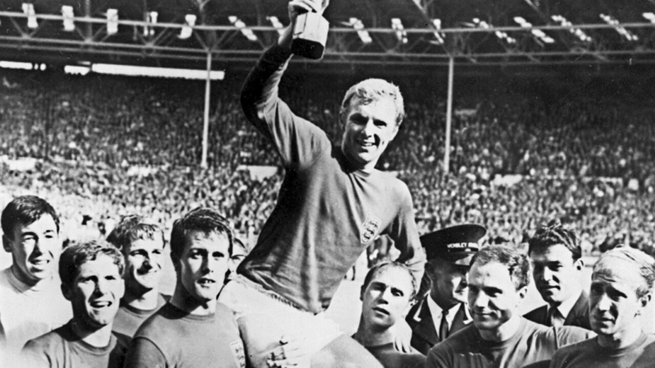 BBC Sport to reshow five classic World Cup matches online, including England's iconic 1966 final win