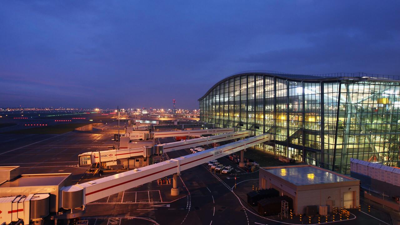 Samsung is rebranding London Heathrow's Terminal 5 as 'Terminal Samsung Galaxy S5' [Update]