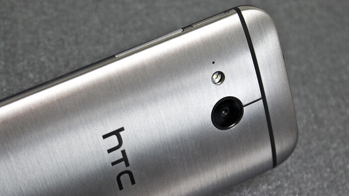 Meet the HTC One Mini 2, a stripped-down version of the M8 sporting a 5MP front-facing camera