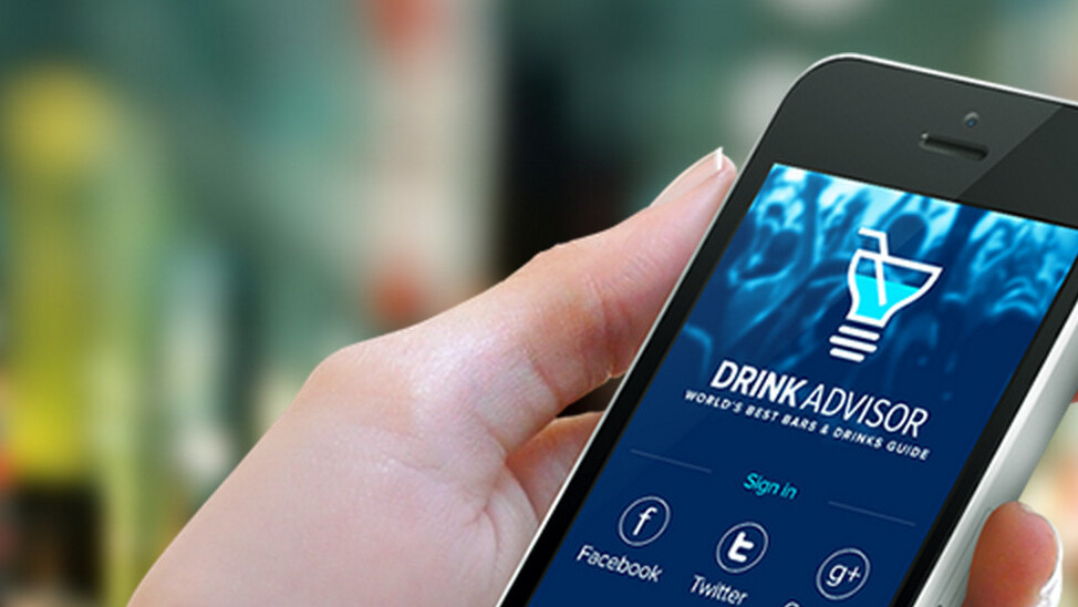 DrinkAdvisor: This app is your guide to the best drinks, bars and nightclubs