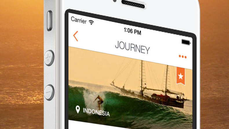 Epiclist's app lets you plan, book and share your next travel adventure