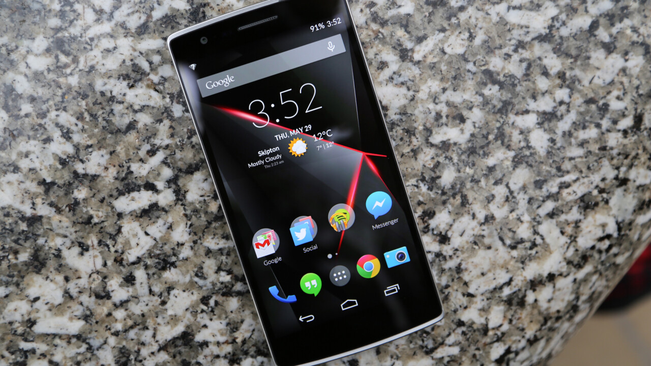 Buy a OnePlus One Smartphone online without an invite for the next 72 hours