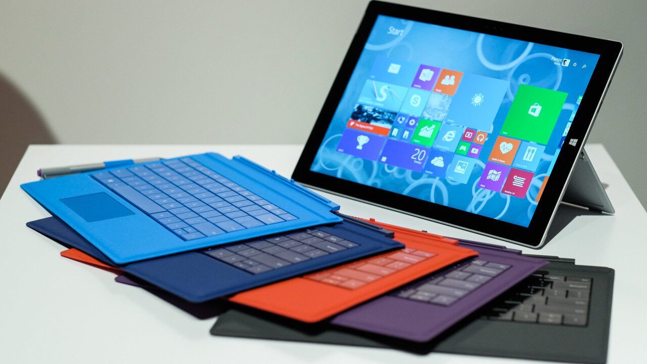 Microsoft's first Surface Pro 3 ad shows how a tablet can replace your laptop