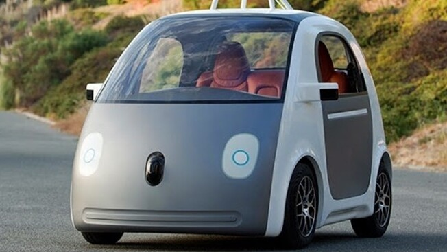 Google reveals its self-driving cars, which have no steering wheel or brake pedals