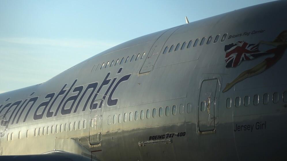 Virgin Atlantic will use Apple's iBeacon tech to help passengers passing through Heathrow
