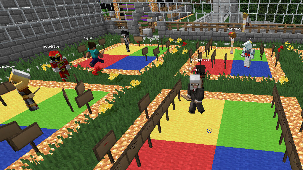 Kotoba Miners uses Minecraft to teach you Japanese