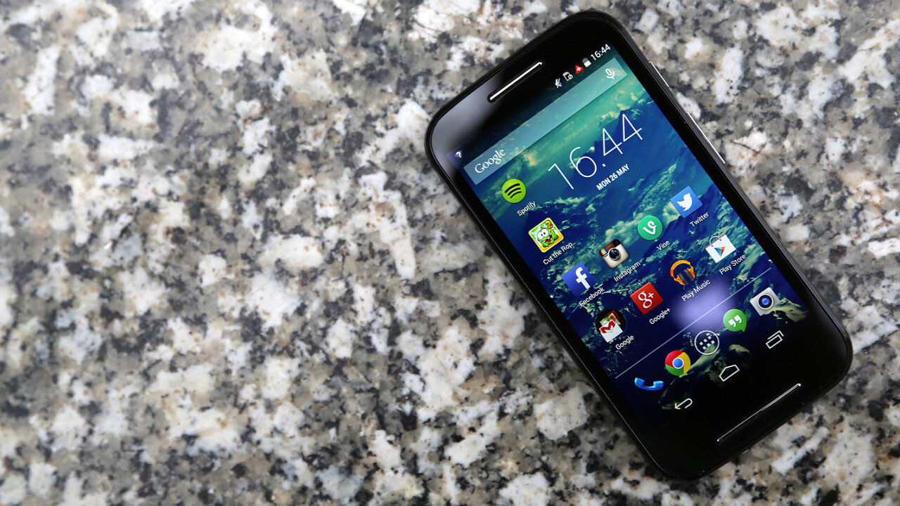 Moto E review: The new standard for entry-level Android smartphones