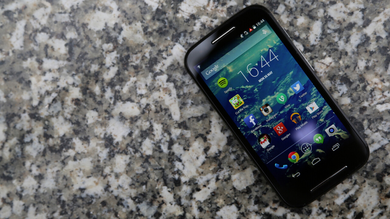 Germans can now customize their own Moto X Android phones