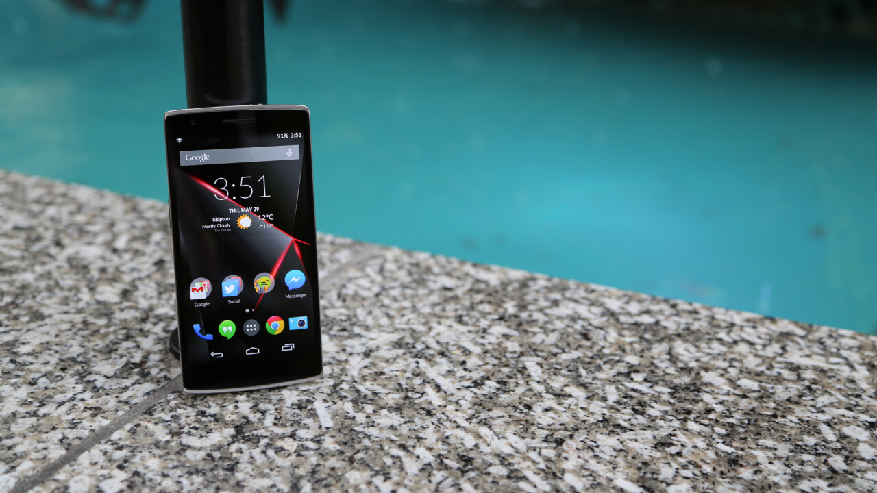 OnePlus One pre-orders will open October 27 – but only for one hour